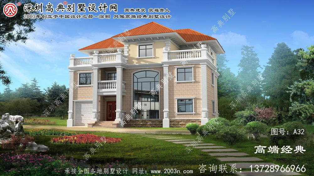 汶川县 农村小别墅价格