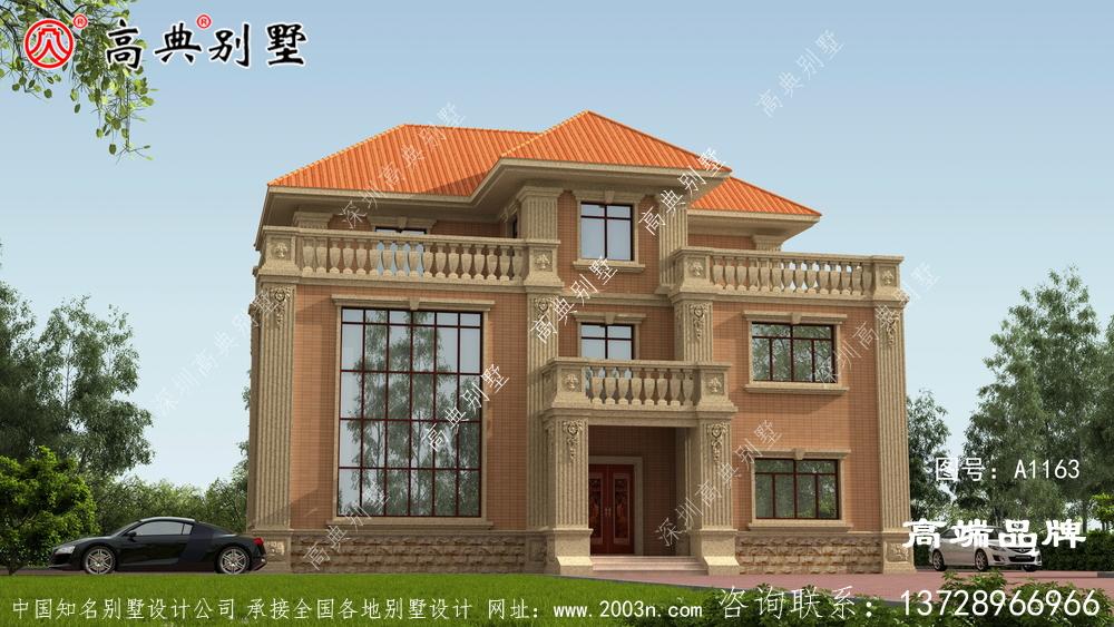 真的后悔建这栋房了!因为它美的太显眼了!